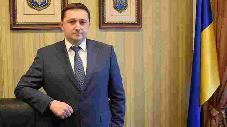 У Львові офіційно представили нового начальника УСБУ
