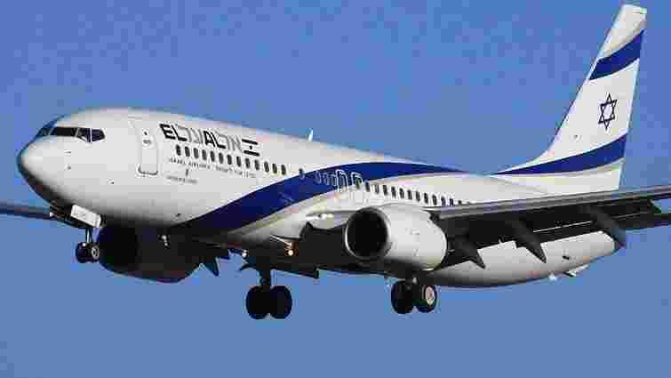 Україна та Ізраїль збільшили кількість авіарейсів між столицями