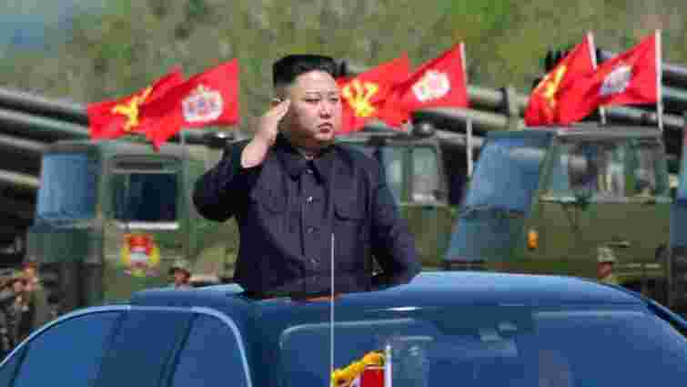 КНДР провела новий запуск ракети невстановленого типу