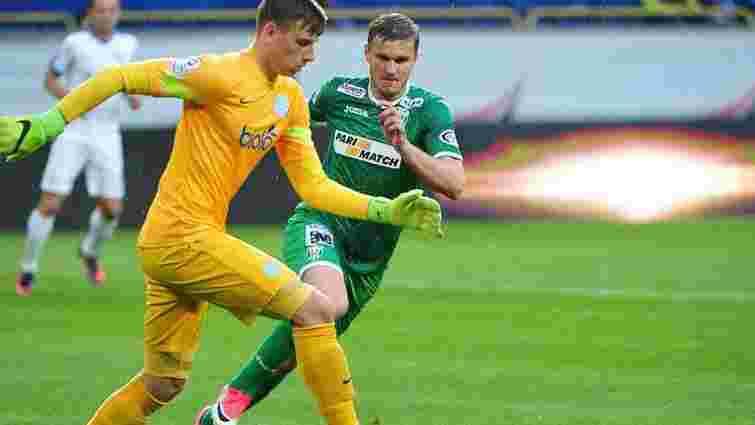 «Карпати» вирвали перемогу у «Дніпра», програючи 2:0