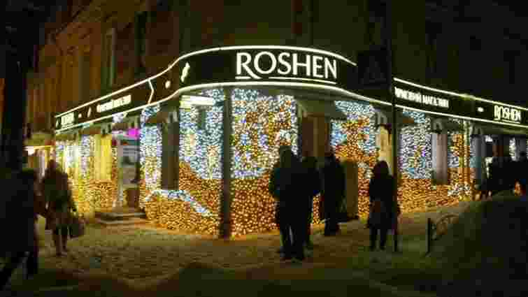 СБУ запобігла проплаченим нападам на магазини «Рошен»