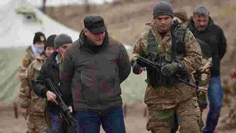 Помічник Яроша визнав, що його охоронець підстрелив таксиста на Дніпропетровщині