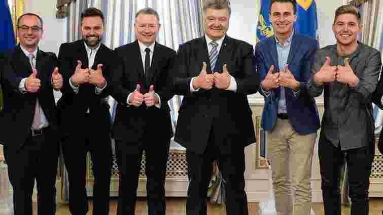 Керівник «Євробачення» подякував Україні за бездоганне проведення конкурсу