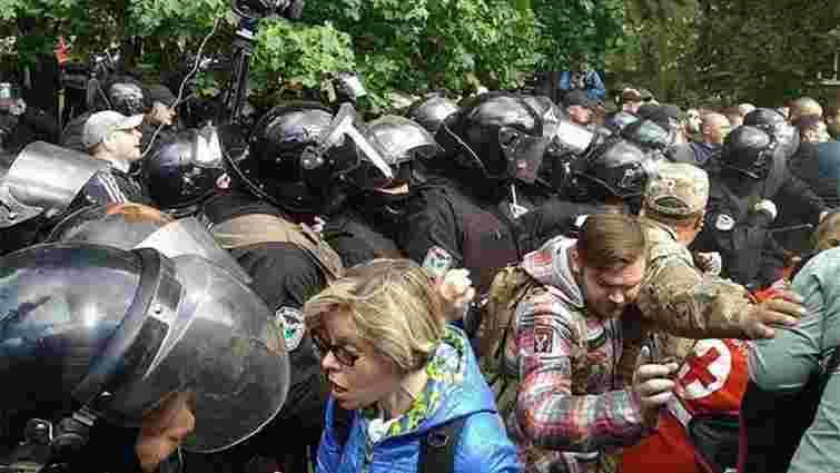 Через бійку 9 травня у Дніпрі відсторонили 3 поліцейських