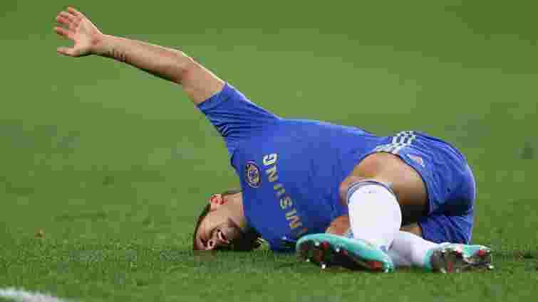З наступного сезону англійських футболістів будуть дискваліфікувати за симуляцію