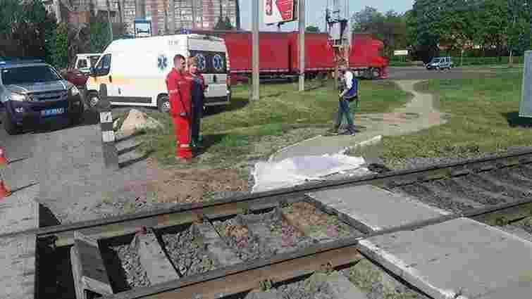 У Луцьку потяг збив на смерть 16-річну дівчину