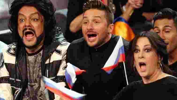 За відвідування Криму в Україну заборонили в'їзд 40 російським артистам