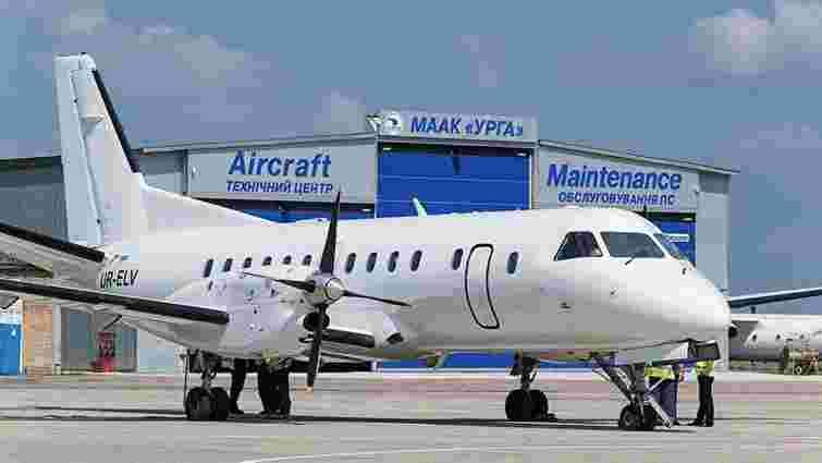 Українська авіакомпанія потрапила у «чорний список» ЄС