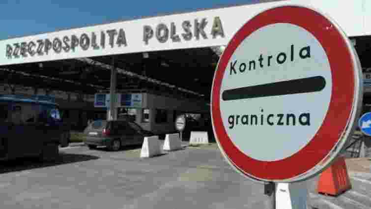 Польща планує збільшити кількість митників на кордоні з Україною через безвізовий режим