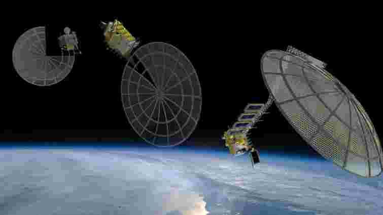 Американська компанія готується «друкувати» і збирати гігантські телескопи просто в космосі