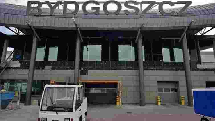 Аеропорт в Бидгощі веде переговори про відкриття нового авіасполучення до Львова