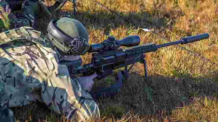 Бійці Нацгвардії перемогли на світових змаганнях серед військових снайперів