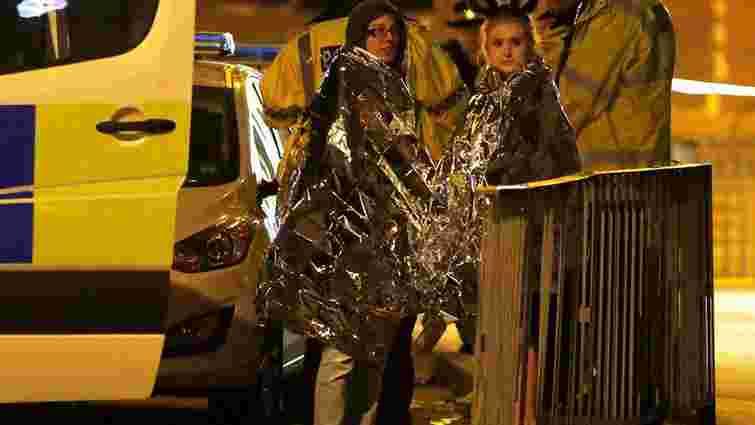 Українців серед постраждалих під час вибуху в Манчестері немає