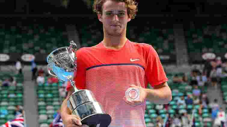 Переможець юніорського Australian Open-2016 зізнався у договірному матчі