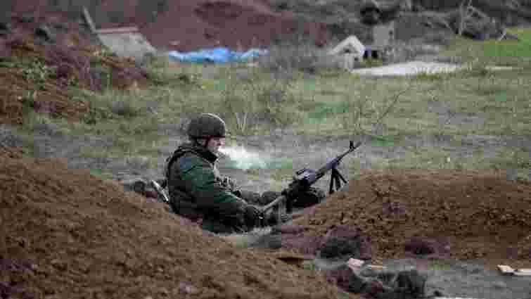 Українські бійці зайняли нові позиції на Світлодарській дузі у зоні АТО