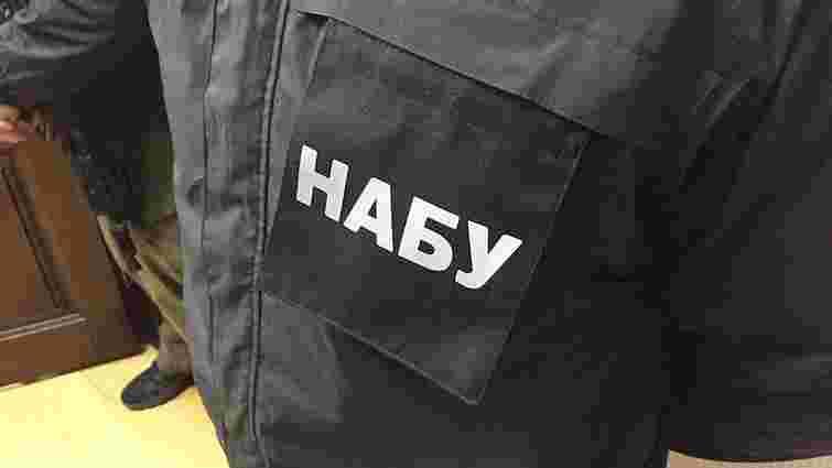 Співробітники НАБУ  обшукали кабінет голови Окружного адмінсуду Києва