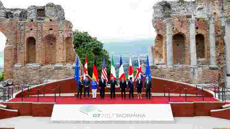 Лідери G7 домовилися посилити глобальну боротьбу з тероризмом