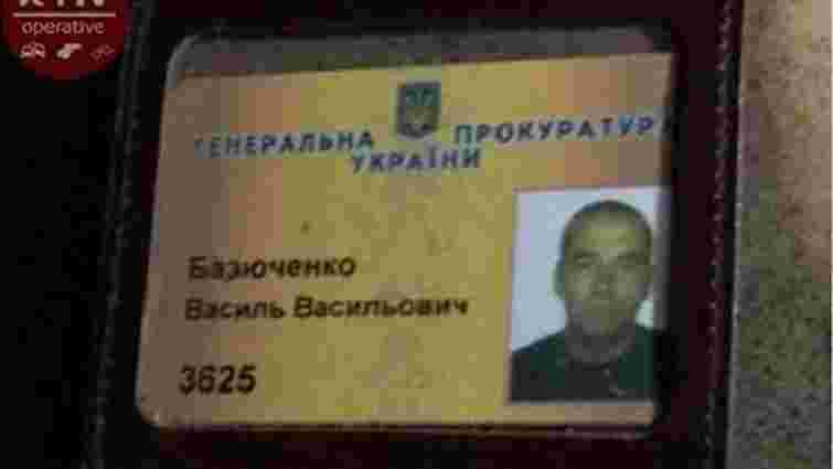 Водій з ГПУ влаштував аварію у Києві та втік з місця ДТП