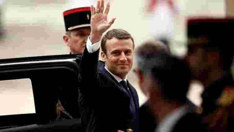 Президент Франції хоче якнайшвидшого скликання зустрічі по Україні в «нормандському форматі»