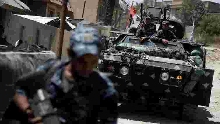 Іракські війська розпочали фінальний наступ на бойовиків «Ісламської держави» у Мосулі