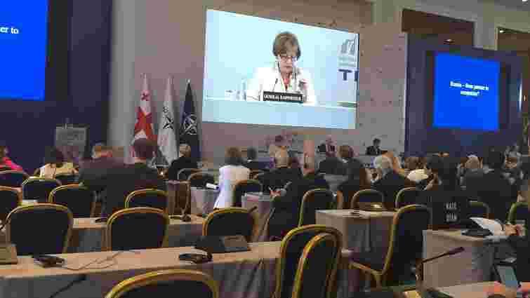 Україна передала Асамблеї НАТО доповідь про зв'язки Росії з ІДІЛ і ХАМАС