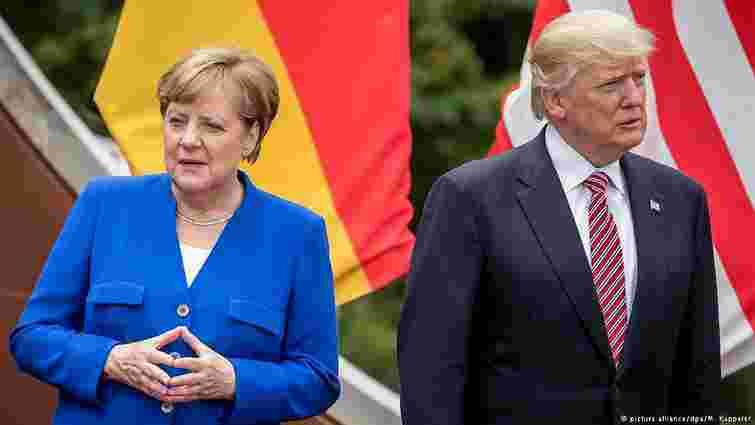 Минули часи, коли ЄС і США могли цілковито покластися одне на одного, - Меркель