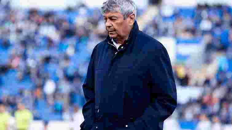 Мірчу Луческу звільнили з посади головного тренера «Зеніту»
