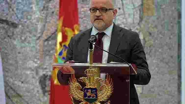 Чорногорія звинуватила Росію у втручанні в свою зовнішню політику
