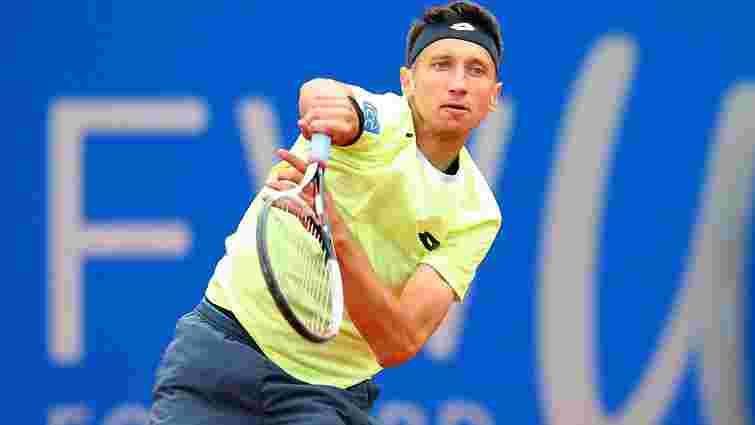 Український тенісист Сергій Стаховський вийшов у другий раунд Roland Garros