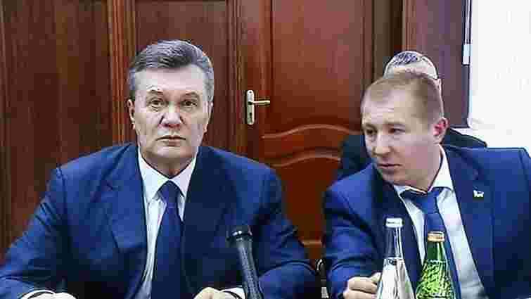 Обвинувачений у держзраді Віктор Янукович виступив проти суду присяжних