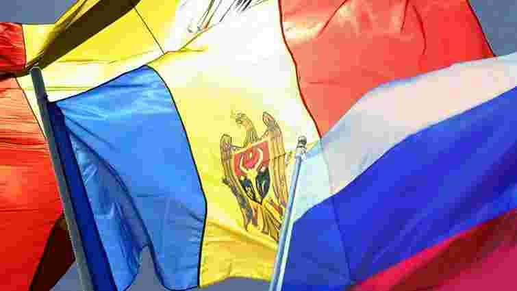 Молдова висилає з країни п'ятьох російських дипломатів