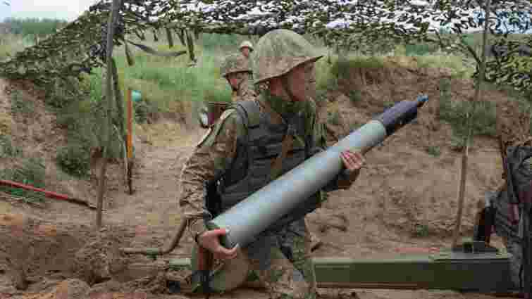 На Яворівському полігоні відбулась посвята в артилеристи