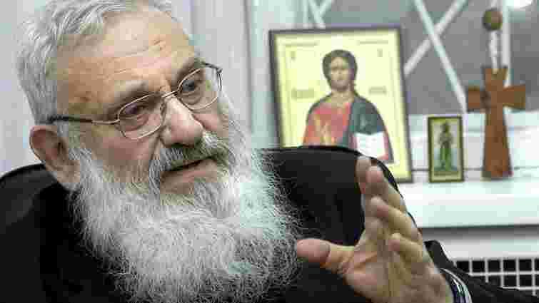 Петро Порошенко висловив співчуття з приводу смерті Блаженнішого Любомира Гузара