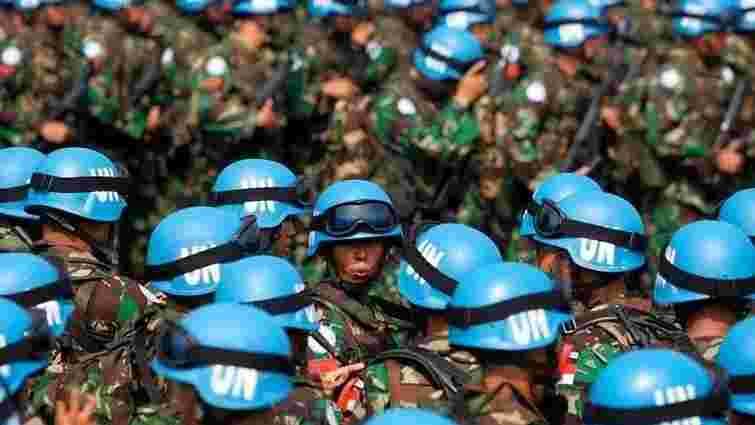 Генасамблея ООН скоротила бюджет миротворчих операцій на $600 млн