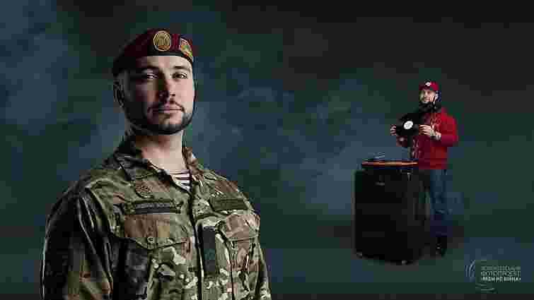Затриманий в Італії доброволець є діючим заступником командира в батальйоні Кульчицького