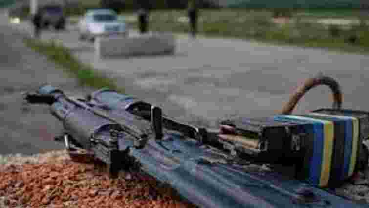 За минулу добу в зоні АТО двоє бійців загинули, ще троє поранені