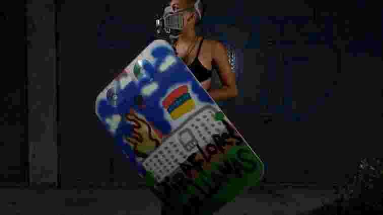 У Венесуелі протестувальники черпають натхнення з фільму про український Майдан