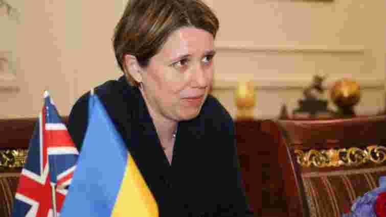 Посол Британії переконуватиме уряд пом'якшити візовий режим з Україною