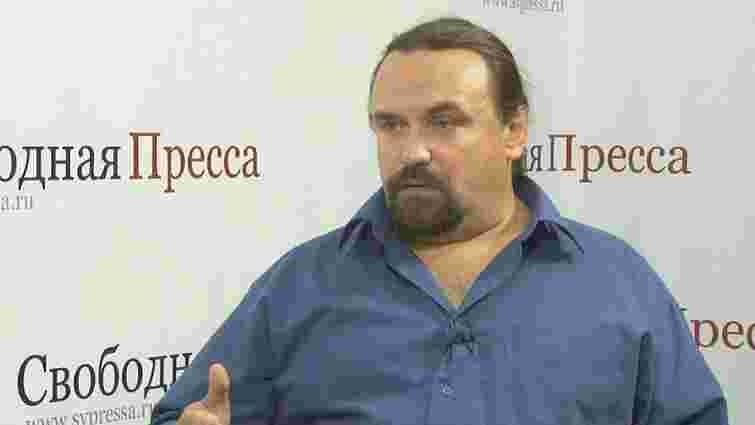 СБУ оголосила в розшук журналіста-українофоба Олександра Чаленка