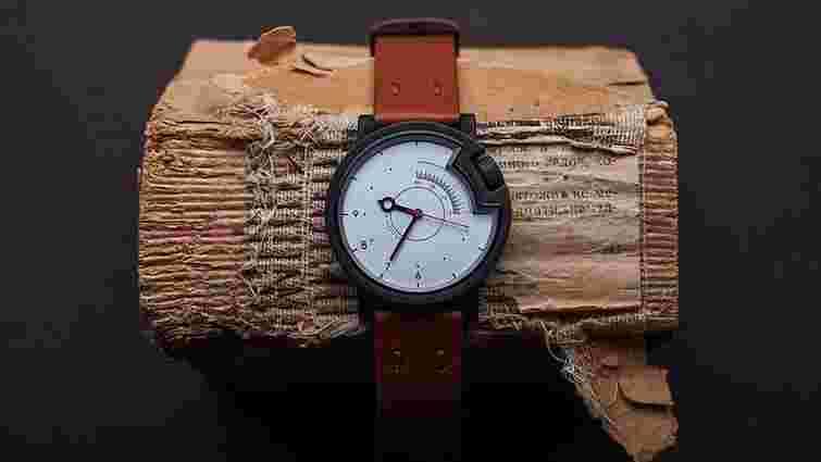 Львівські дизайнери розпочали збір коштів для унікального годинника на Kickstarter