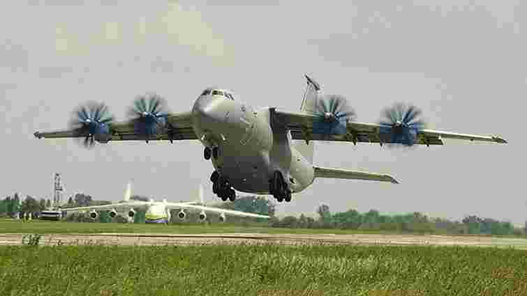 «Антонов» пропонує американцям разом будувати військовий літак