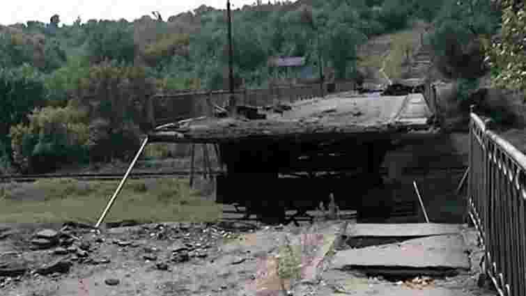 Диверсанта засудили до 10 років тюрми за підрив мосту через Сіверський Донець