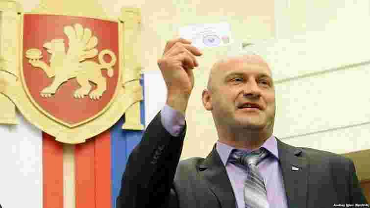 Україна не дозволила членство в ПАЧЕС російському депутату від окупованого Криму