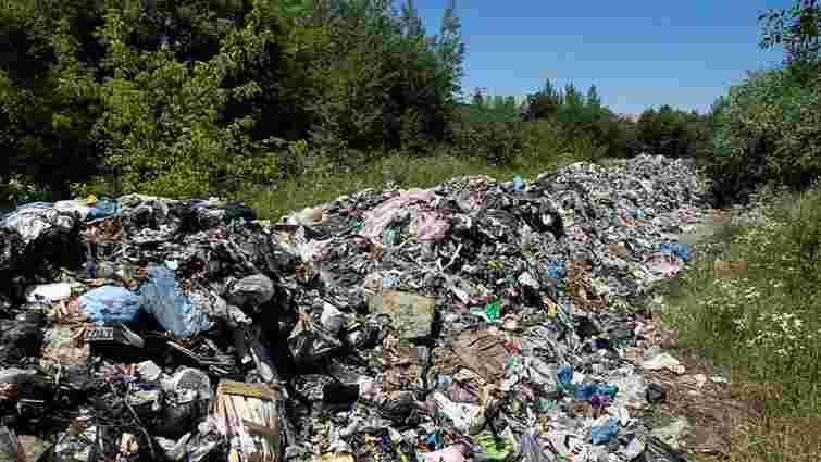 ЛОДА заперечила причетність до скидання львівського сміття на Прикарпатті