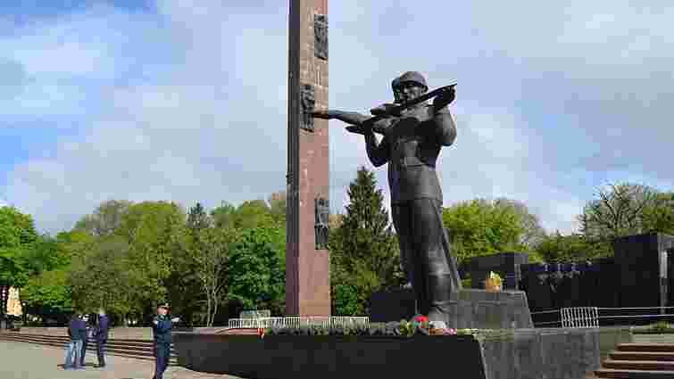 Науковці «Львівської політехніки» перевірять, чи Монумент Слави справді є аварійним