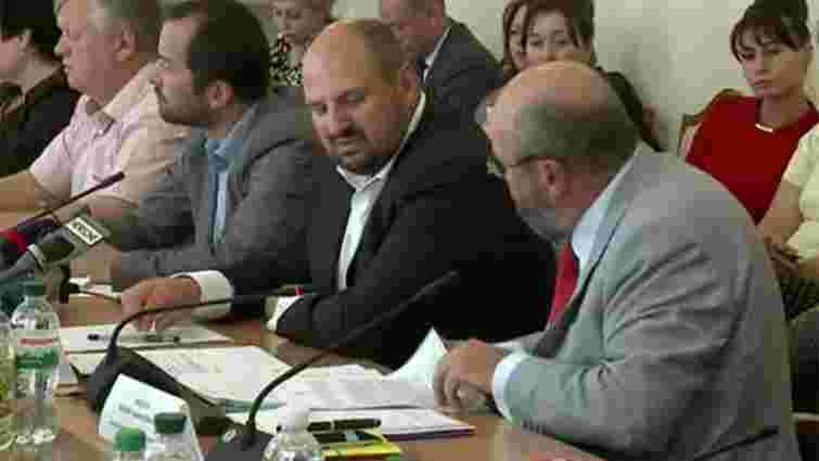 У Регламентному комітеті ВРУ показали фільм про масштабну корупцію Борислава Розенблата