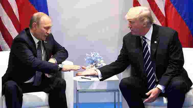 Путін і Трамп досягли домовленості про припинення вогню на південному заході Сирії