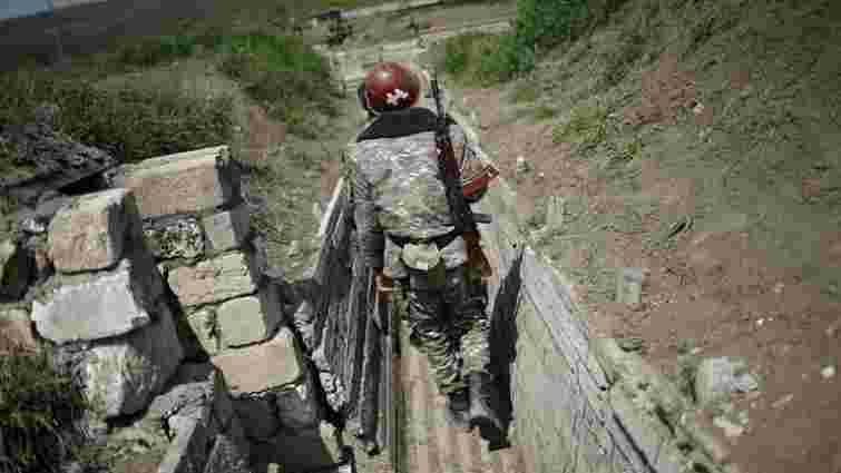 Азербайджан завдав удару по вірменській армії у Нагірному Карабасі