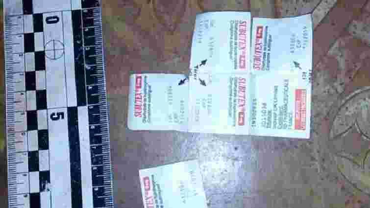 Патрульні виявили у потаємній кишені львів'янина наркотики