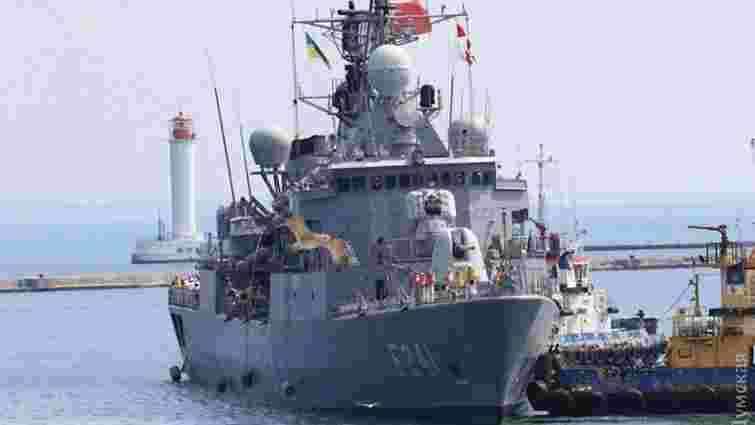 В Одесу на навчання прибули літаки та кораблі НАТО
